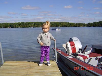 2003 - September Ford Lake Mom's