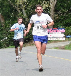 2003 Sooke River 10K - Rob Harmsworth