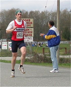 2003 Sooke River 10K - Adam Lawrence