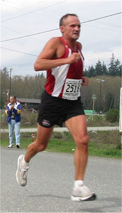 2003 Sooke River 10K - Bill Walker