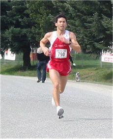 2003 Sooke River 10K - Rob Hasegawa