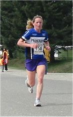 2003 Sooke River 10K - Karen Fry