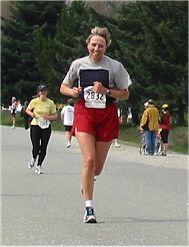 2003 Sooke River 10K - Marilyn McCrimmon