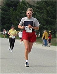 2003 Sooke River 10K - Marilyn McCrimmon