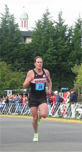 2003 Times-Colonist 10K - Chad DePol guns for the line