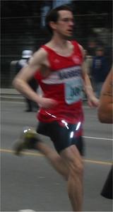 2003 Vancouver Sun Run - Paddy McCluskey