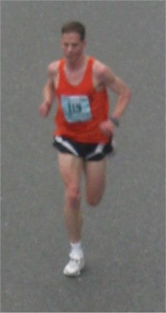 2003 Vancouver Sun Run - Mark Bomba