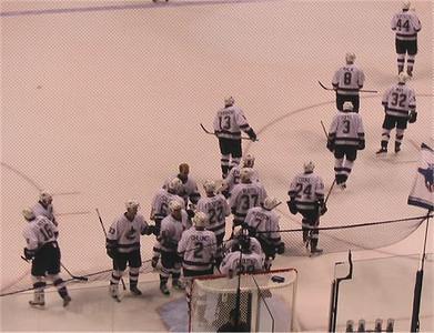 2003 Vancouver Sun Run - More happy Canucks