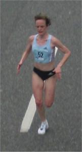 2003 Vancouver Sun Run - Sarah Dupre
