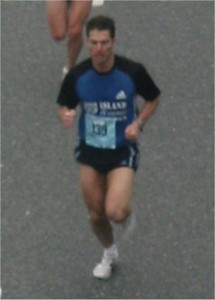 2003 Vancouver Sun Run - Cliff Kennell