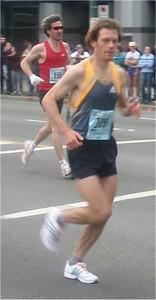 2003 Vancouver Sun Run - Duff Finlayson