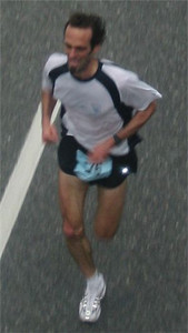 2003 Vancouver Sun Run - David DePasquale