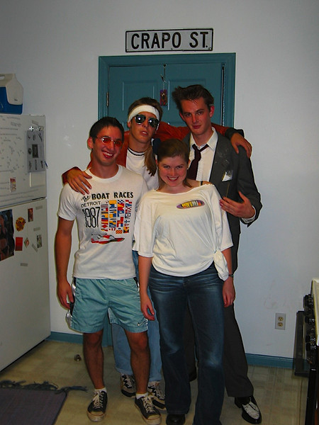 80's Party (2003-09-12)
