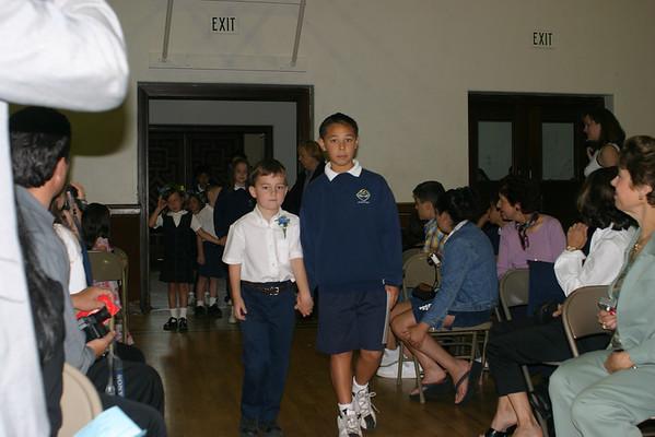 Adam's Kindergarten Graduation