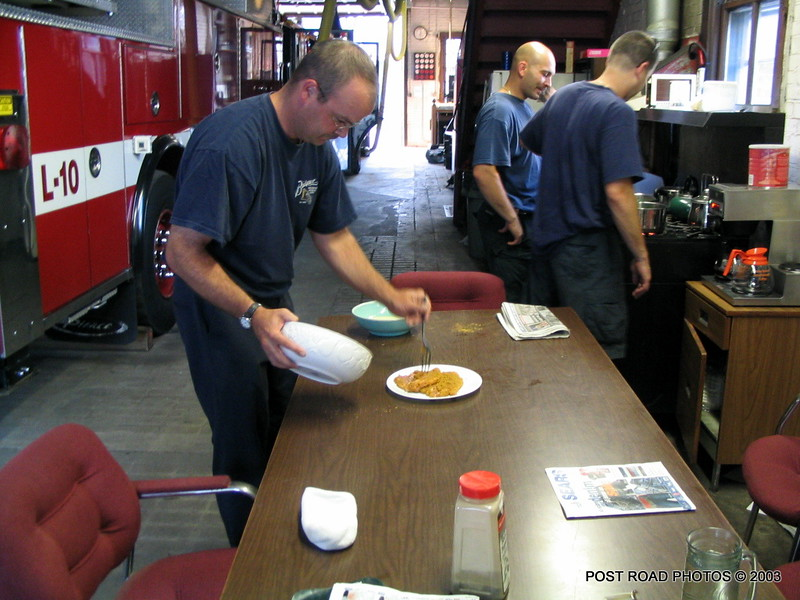 20030726-bridgeport-fire-department-firehouse-life-camp-putnam-003