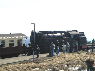 Brocken April 2003