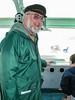 Grandpa Edmund on the USS Hornet
