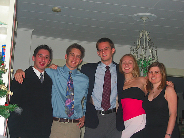 Denny's Thanksgiving (2003-12-12)