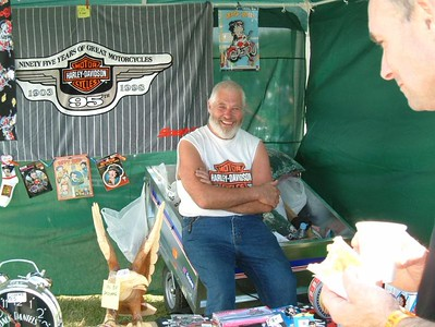 Essex Chapter Rally 2003
