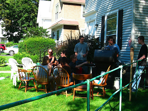 The Crew Grilling and Eating.JPG