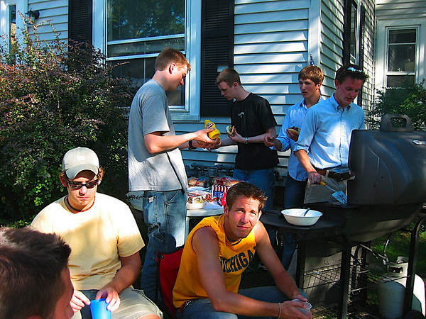 Chillin by the grill.JPG
