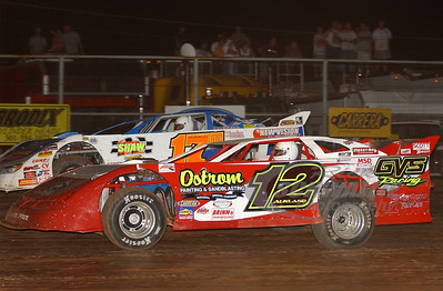 Rick Aukland and Dale McDowell