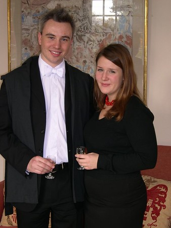 Kev Graduation 2003