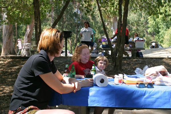 Labor Day BBQ 2003