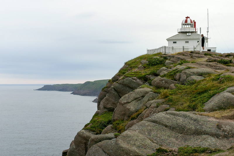 """The """"old"""" lighthouse of 1836"""