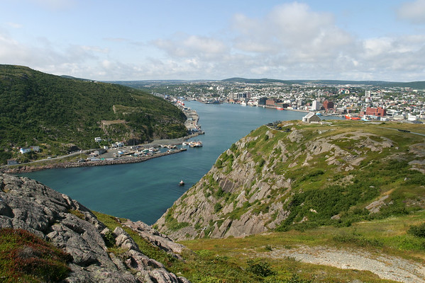 Newfoundland, August 2003