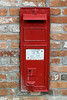 A (literally) Victorian post-box