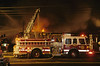 Nutley 11-17-03 : Nutley 3rd alarm at Washington Ave. and Park Ave. on 11-17-03