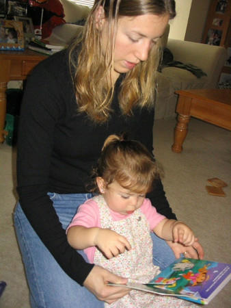 Oct. 12, 2003 photos  (Hailey celebrates Mom's birthday with a trip to the Pumpkin Patch. Happy Birthday Jen!.)