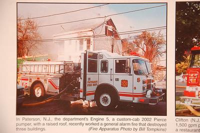 Fire Apparatus Magazine - September 2003