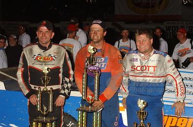 John Flinner, Matt Urban and Chub Frank