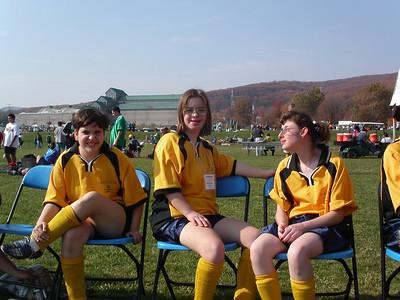 SOMO TOPSoccer Fallfest 2003