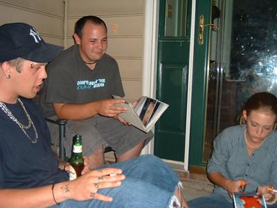 Kenny, Bryan & Sam