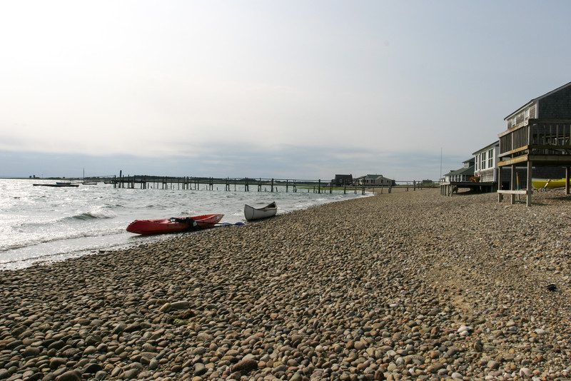 Front beach, low tide