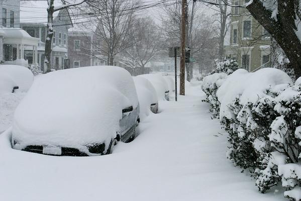 Snow Storm, December 2003