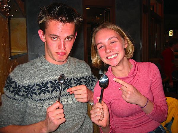 Luke and Julie like their spoons.jpg