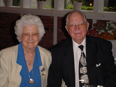 Swaney Wedding May 19, 2003