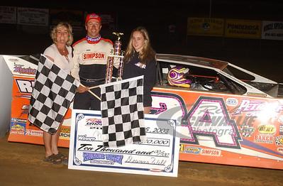 Rick, Krystal and Courtney Eckert
