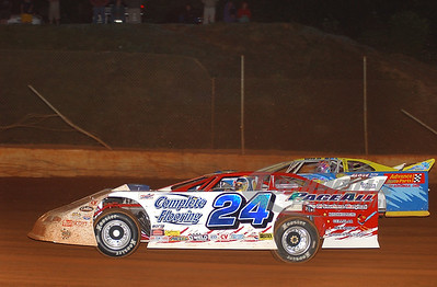 24 Jeremy Miller and 59 Bill Cunningham