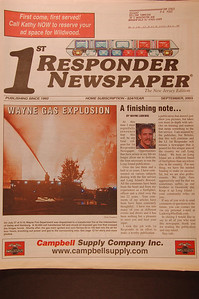 1st Responder Newspaper - September 2003