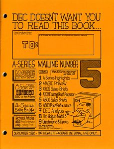 """Remember, there was no such thing as """"desktop publishing"""" back then... but wasn't it more fun somehow?"""