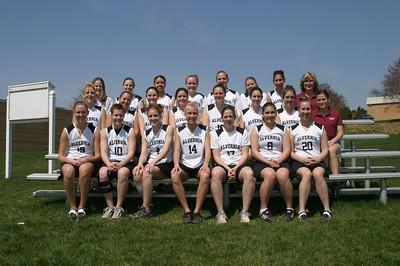 Women's Lacrosse2004