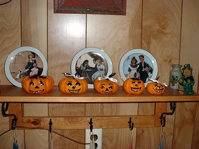 GrandPumpkin faces 2