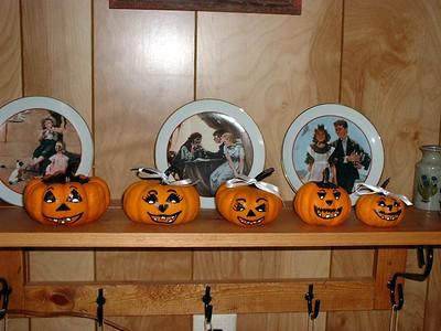 GrandPumpkin faces