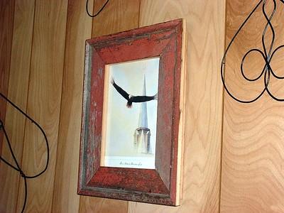 Barn frame 2