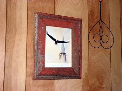 Barn frame